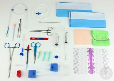 Rocket IPC Catheter Insertion Kit with Metal Tunneller