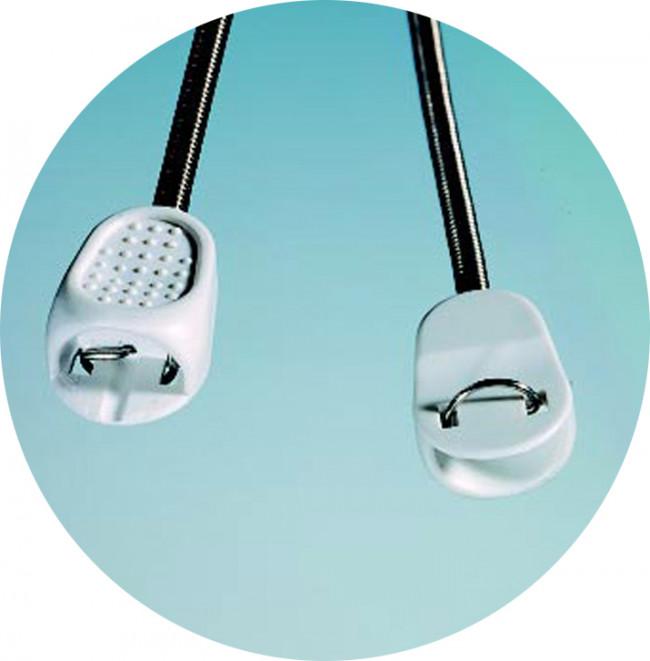Rocket Copeland Fetal Scalp Electrode - twin wire type