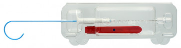 Rocket BLUE Needle Drain with safety scalpel