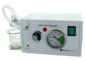 Rocket Craft™ Suction Pump